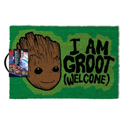 Fußmatte Groot Kokosmatte Türmatte I am Groot (Welcome), empireposter