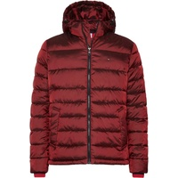 Tommy Hilfiger C two tone hooded bomber rot 3XL