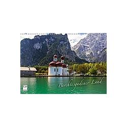Berchtesgadener Land (Wandkalender 2021 DIN A3 quer)
