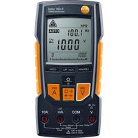 TESTO 760-3 Hand-Multimeter digital CAT III 1000 V, CAT IV 600V Anzeige (Counts): 6000
