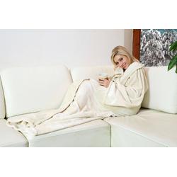 WALSER Decke Snuggle, Polyester, 150x180 cm