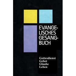Evangelisches Gesangbuch für Sehbehinderte Stammteil als Buch von