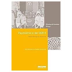 Psychiatrie in der DDR II - Buch