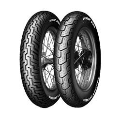 Dunlop D 402 F (HARLEY.D) M/C 130/70 B18 63H