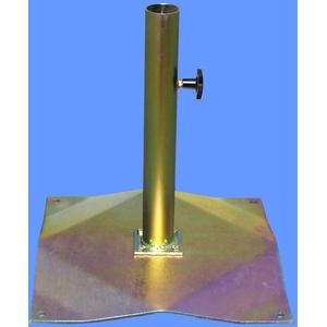 Sonnenschirmständer  Stahlplattenständer Marktschirmständer SP NEU