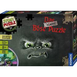 Kosmos Puzzle Story Puzzle - Das kleine Böse Puzzle, 200 Puzzleteile, Made in Germany