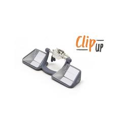 Y&Y CLIP UP Sicherungsbrille, Grey