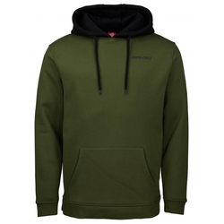 Sweatshirt SANTA CRUZ - Opus Dot Hood Military Green/Black (MILITARY GREEN-BLACK)