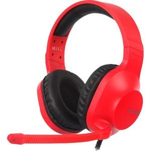 Sades Spirits SA-721 Gaming-Headset (Kompatibel mit PS4, PS5, Xbox One, Xbox Series X/S und Nintendo Switch) rot