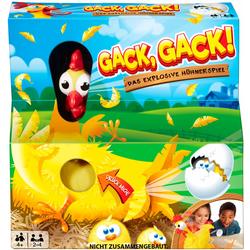 Mattel Spiel, Kinderspiel Gack, Gack bunt Kinder Ab 3-5 Jahren Altersempfehlung Spiele