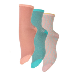 Becksöndergaard Socken (3-Paar) 37/39