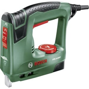 Bosch Home and Garden PTK 14 EDT Elektrotacker Klammerntyp Typ 53 Klammernlänge 6 - 14mm