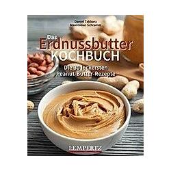 Das Erdnussbutter Kochbuch