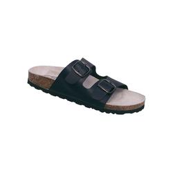 Bioped Bioped Bio Natur Pantolette schwarz Sandale 44