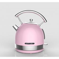 Wasserkocher RETRO rosa
