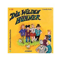 Die wilden Hühner - (CD)