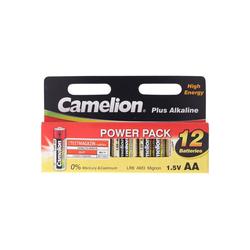 Camelion 24 Stück Plus Alkaline LR6 AA Mignon Batterie 1,5 Batterie