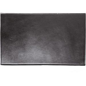 Alassio Schreibunterlage 52000, schwarz, Echt Leder, blanko, 65 x 45cm