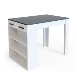 Vicco Bartisch Repose Stehtisch Loungetisch Tresentisch Tisch Küchentisch Regal