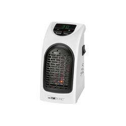 CLATRONIC Heizlüfter CLATRONIC Steckdosen-Heizlüfter Heizung kompakt 350 Watt HL 3738