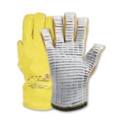 KCL Handschuh Stichstop® Plus 180, 1 Set = 1 Innenhandschuh u 2 Paar Außenhandschuhe, Größe 8