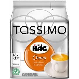 TASSIMO Café Hag Crema entkoffeiniert 16 T Discs