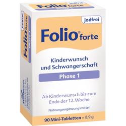 Folio forte Phase 1 jodfrei
