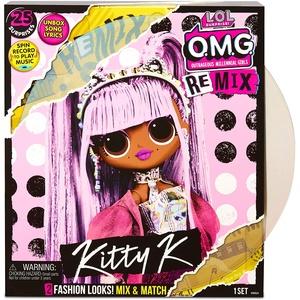 Giochi Preziosi - L.O.L Surprise OMG Remix, Kitty Queen, Pop Musik