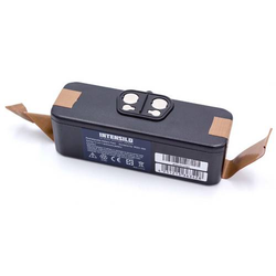 INTENSILO Akku - Li-Ion 6000mAh (14.4V) passend für iRobot Roomba 611, Roomba 612, Roomba 614, Roomba 618, Roomba 681, Roomba 695 Saugroboter
