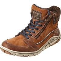 MUSTANG Herren 4160-501-301 Sneaker, Kastanie,44 EU
