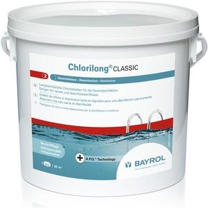 Bayrol Chlorilong Classic 5 kg Chlortabletten à 250 g zur Dauerdesinfektion