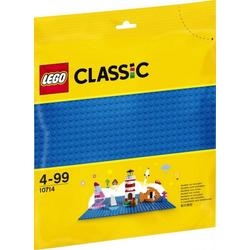 LEGO® Puzzle LEGO® Classic 10714 Blaue Bauplatte, Puzzleteile