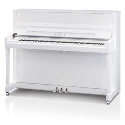 Kawai K-200 WH/P-SL Klavier Weiß