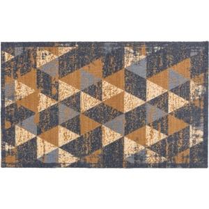 Fußmatte Miabella 1669, ASTRA, rechteckig, Höhe 7 mm, In -und Outdoor geeignet braun 66 cm x 110 cm x 7 mm