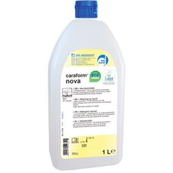 Dr. Weigert caraform® nova Handspülmittel, parfümfrei, Geschirrspülmittel entfernt zuverlässig Speisereste aller Art, 1 Liter - Flasche