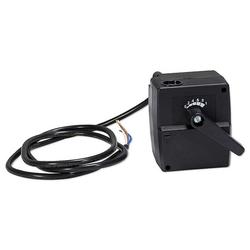 Stellmotor Typ 10.230 für Mischer, inkl. Anbausatz MS-NRE für 3- und 4-Wege-Mischer Thermomix und ESBE