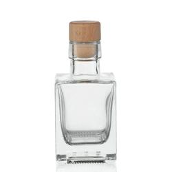 50ml Klarglasflasche