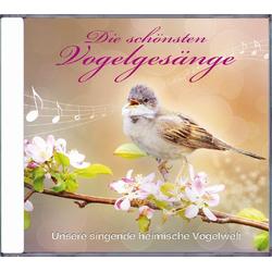 Die schönsten Vogelgesänge als Hörbuch CD von Karl-Heinz Dingker/ Karl-Heinz Dingler