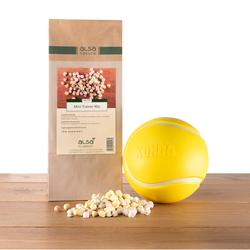 Spiel- & Snackpaket Tennisball Rewards, Hundefutter