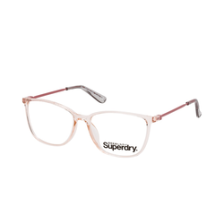 Superdry SDO LEYA 172, inkl. Gläser, Cat Eye Brille, Damen