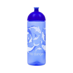 ISYbe Trinkflasche Trinkflasche Girls, 700 ml blau