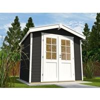 WOLFF FINNHAUS Wolff Gartenhaus Klassik 3024 Softline, BxT: 353x265 cm