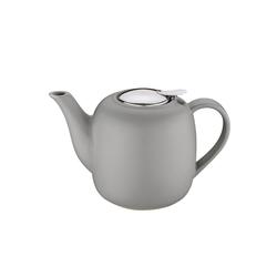 Neuetischkultur Teekanne Teekanne LONDON, Teekanne grau