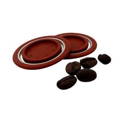 2 Ersatzdeckel für Kaffeekapsel