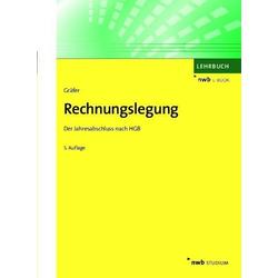 Rechnungslegung: eBook von Horst Gräfer