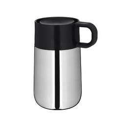 WMF Kaffeebecher / Isolierbecher IMPULSE 0,3 Liter Edelstahl mit Henkel