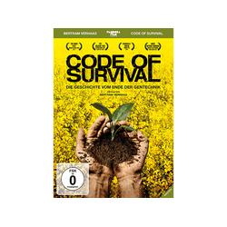 CODE OF SURVIVAL - DIE GESCHICHTE VOM ENDE DER GEN DVD