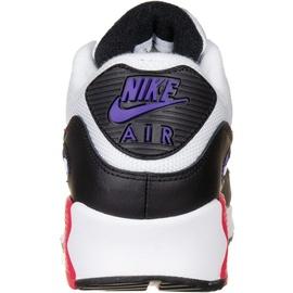 Nike Men's Air Max 90 Essential white-red-black/ white, 42