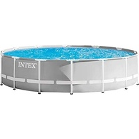 Intex Prism Frame Pool Set 427 x 107 cm inkl. Filterpumpe