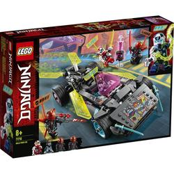 Ninja-Tuning-Fahrzeug